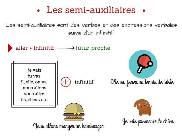 J Aime Le Francais France Verbe Promener Le Chien