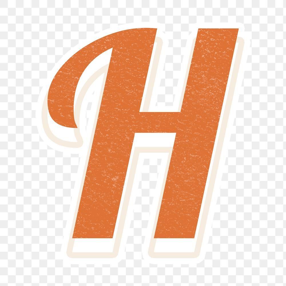 Letter H Floral Font Typography Png Free Image By Rawpixel Com Tvzsu Floral Font Lettering Alphabet Fonts Fonts Alphabet