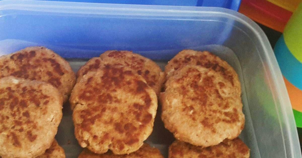 Resep Resep Dasar Daging Burger Oleh Nadia Abdillah Resep Resep Burger Makanan Dan Minuman Resep Makanan