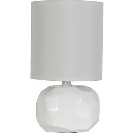 Mainstays Faceted Lamp 12 Faceted Lamp Lamp Metal Lamp
