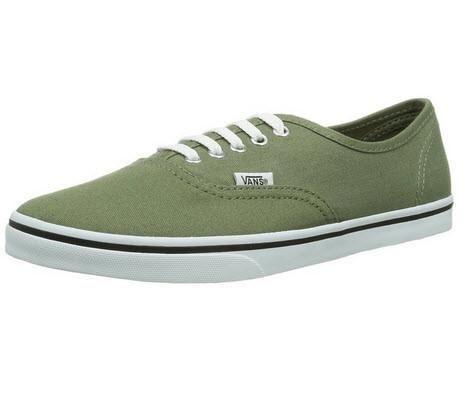 153aba9ba7 ... Shoes by Famous Rock Shop. Vans Authentic Lo-Pro Olivine True White