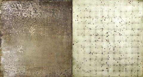 "Luisa Sartori  ""Lines & Weather"" # 43"
