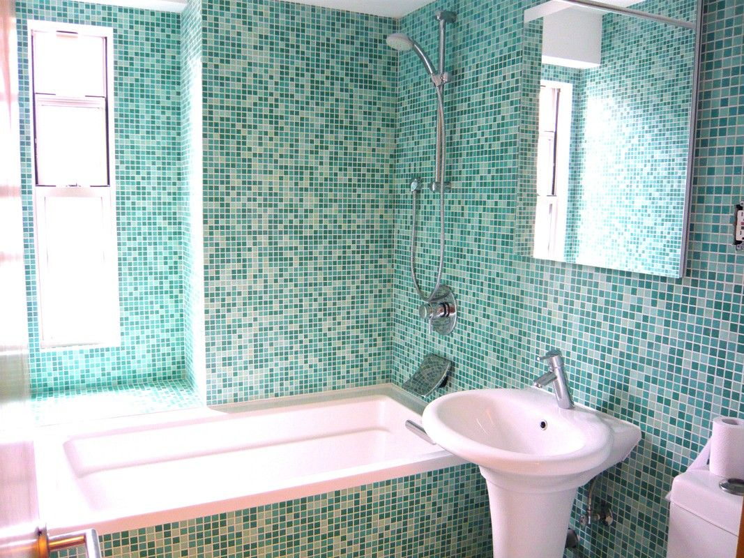 venecitas1 | Ideas para el hogar | Pinterest | Glass mosaic tiles ...