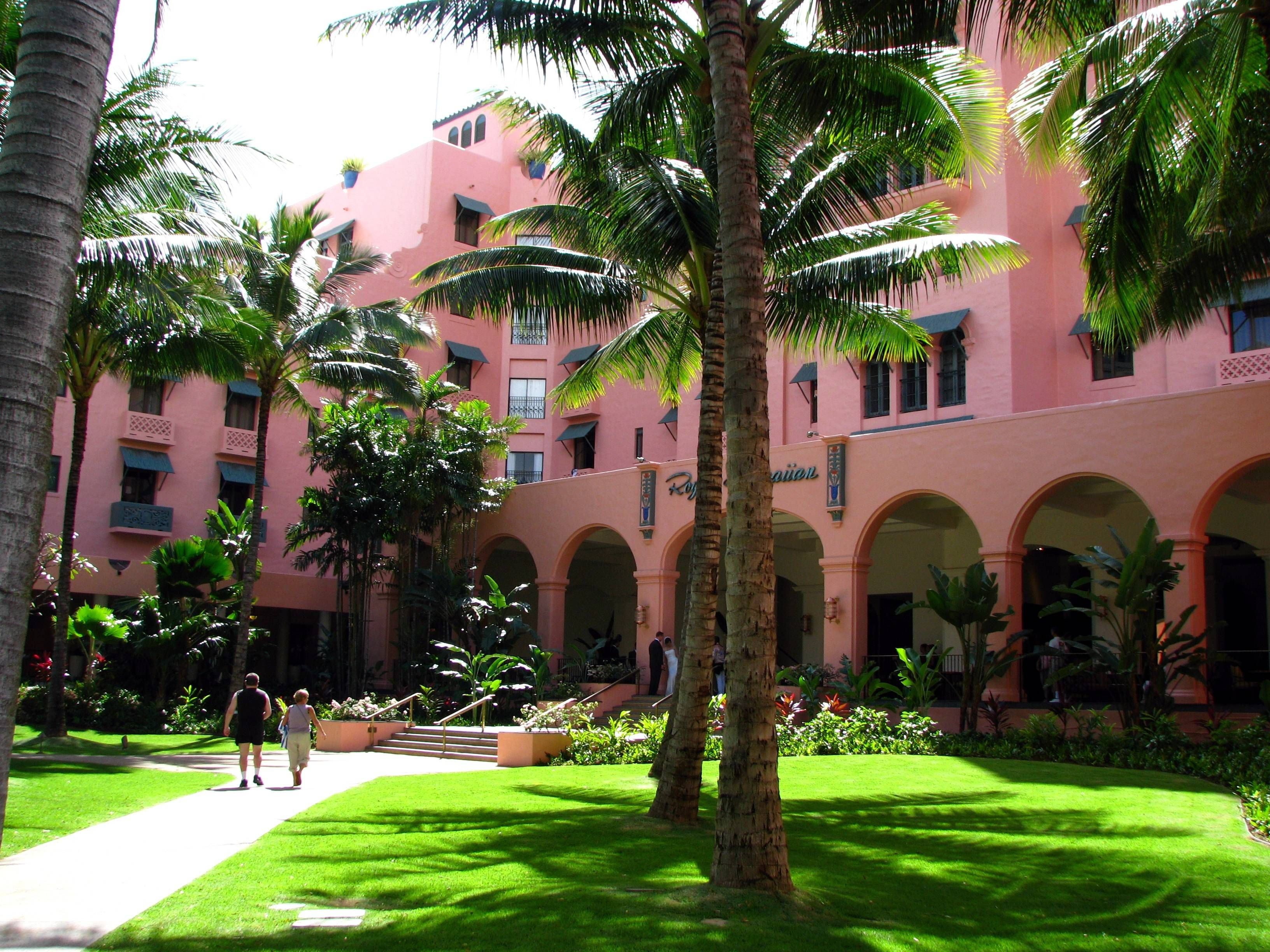 84 best royal hawaiian hotel images on pinterest