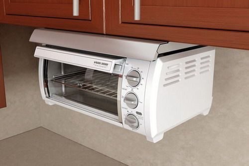 Awesome Home Design Gallery Adding Under Cabinet Toaster Ovens In Interior Design Ideas Oxytryabchikinfo