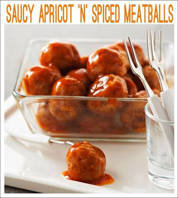 It's Written on the Wall: More Fun Party Food Coming Right At You! (RECIPES)