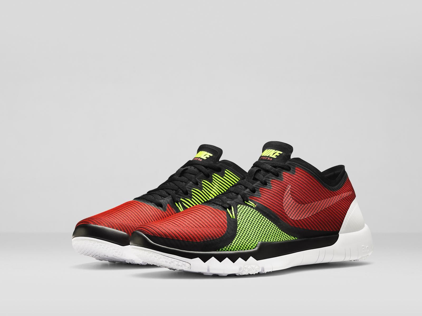 Nike News - Nike Free Trainer 3.0 Provides Directional Flexibility and Strength