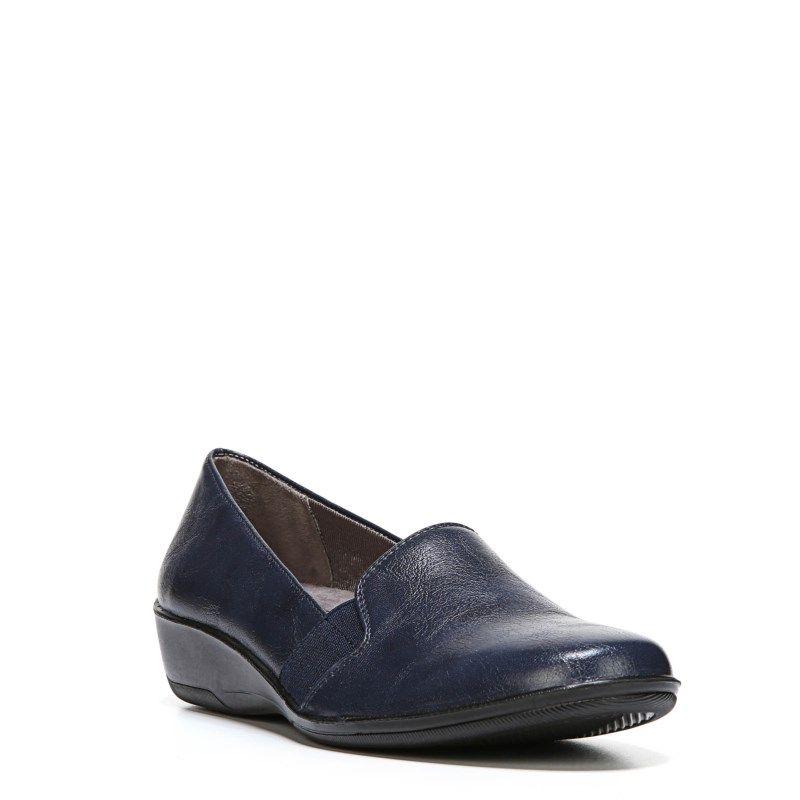 cc01493a8e8 Lifestride Women s Isabelle Wedge Shoes (Navy) - 10.0 M