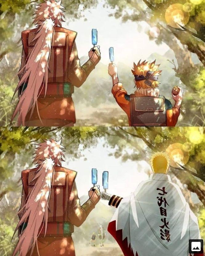 Naruto reacciona  - cap 12:imágenes y invitada especial