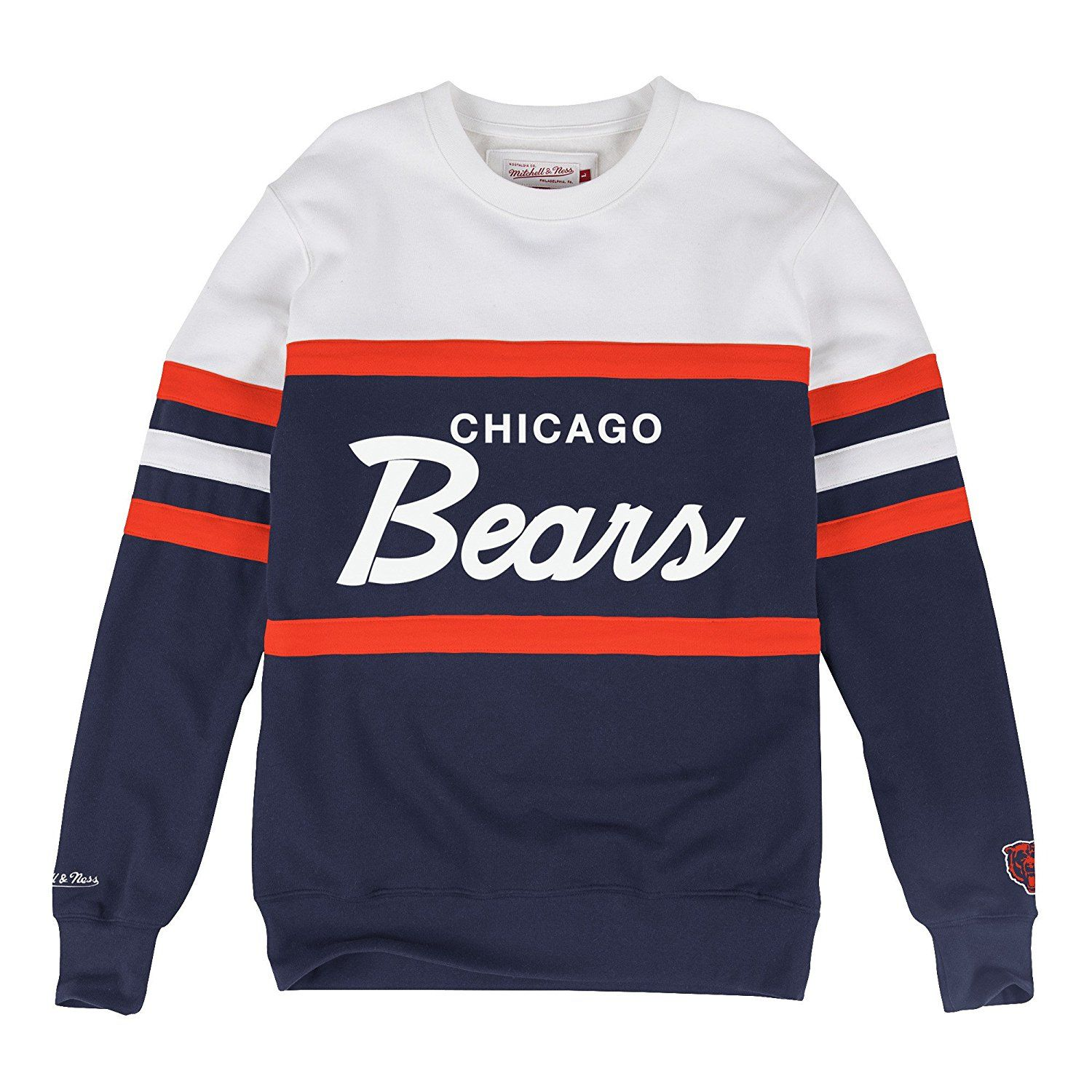 7d5ae78631b80a Amazon.com : Chicago Bears Mitchell & Ness NFL