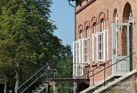 Ferienwohnung in mecklenburger Gutshaus Haus bauen, Haus