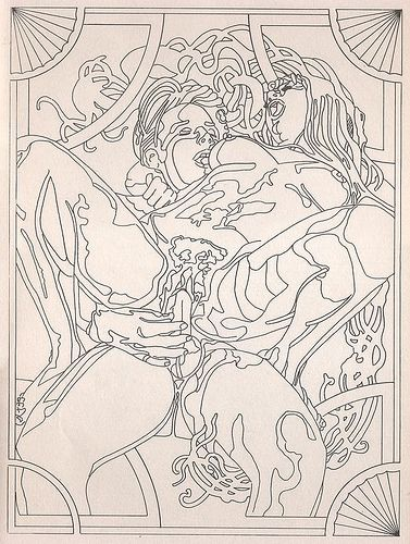Image result for erotic coloring book | Adult Coloring Pages ...