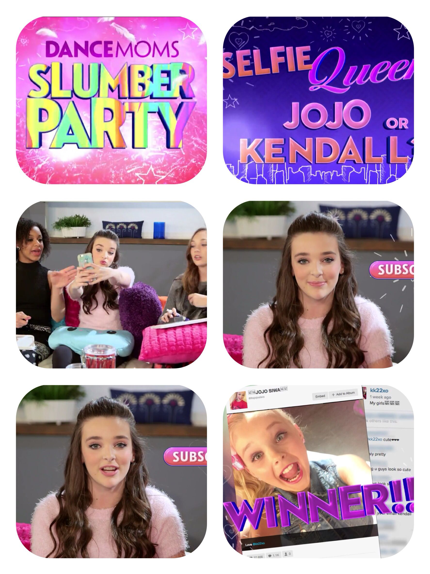 Search Dance Moms Slumber Party On Youtube To See The Girls In An All New Video By Lifetime Dance Moms Dance Moms Pictures Slumber Parties