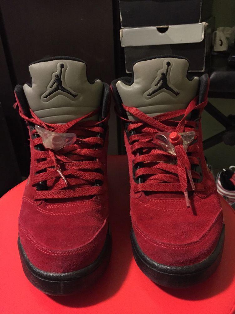 3d89b35cc9e6 Nike Air Jordan Retro V Men s Shoes Size 7 US Black   Metallic Silver   fashion  clothing  shoes  accessories  mensshoes  athleticshoes (ebay link)