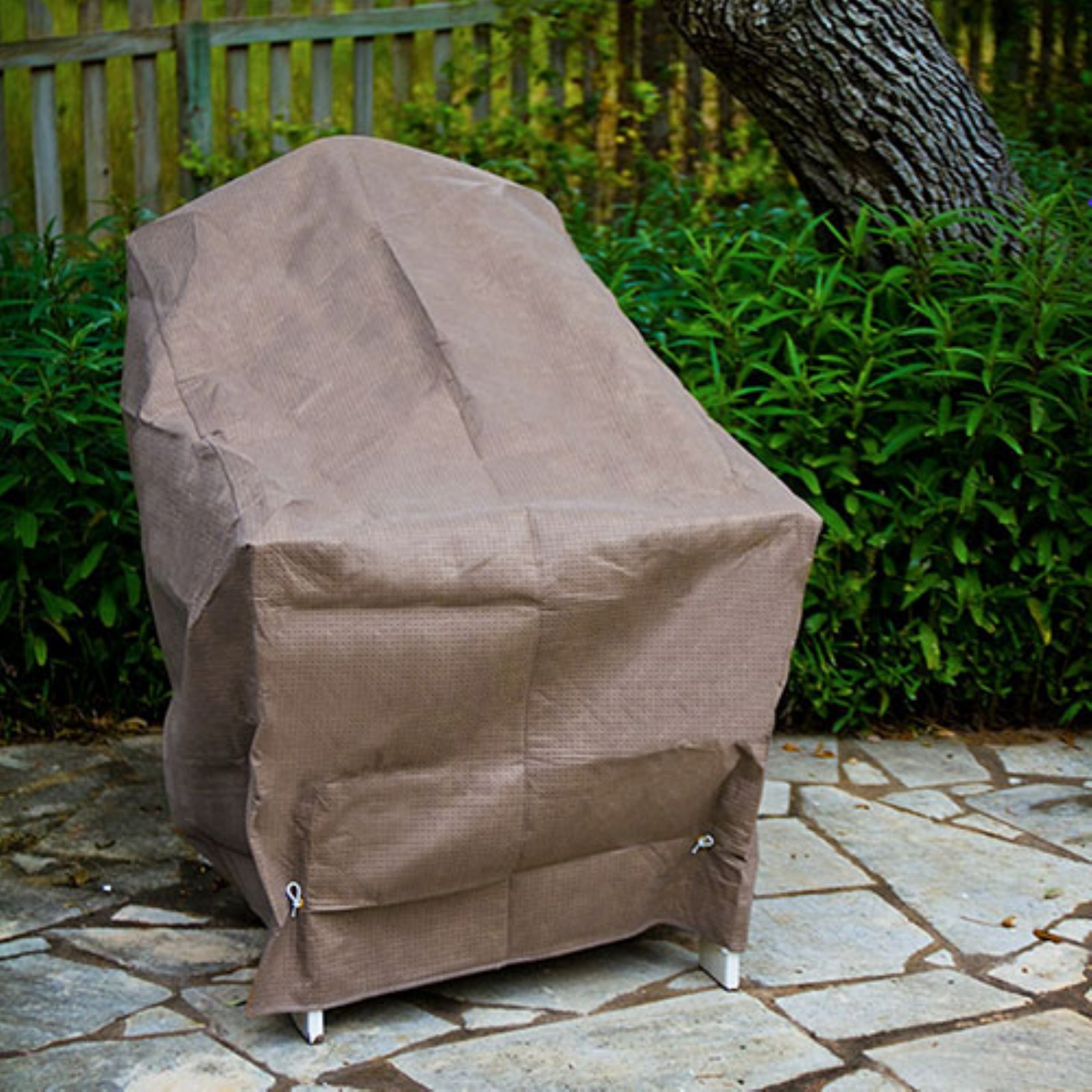 Koverroos Iii Taupe Adirondack Chair Cover