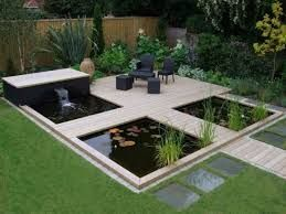 bildergebnis f r gartenteich modern outdoor pond tang. Black Bedroom Furniture Sets. Home Design Ideas