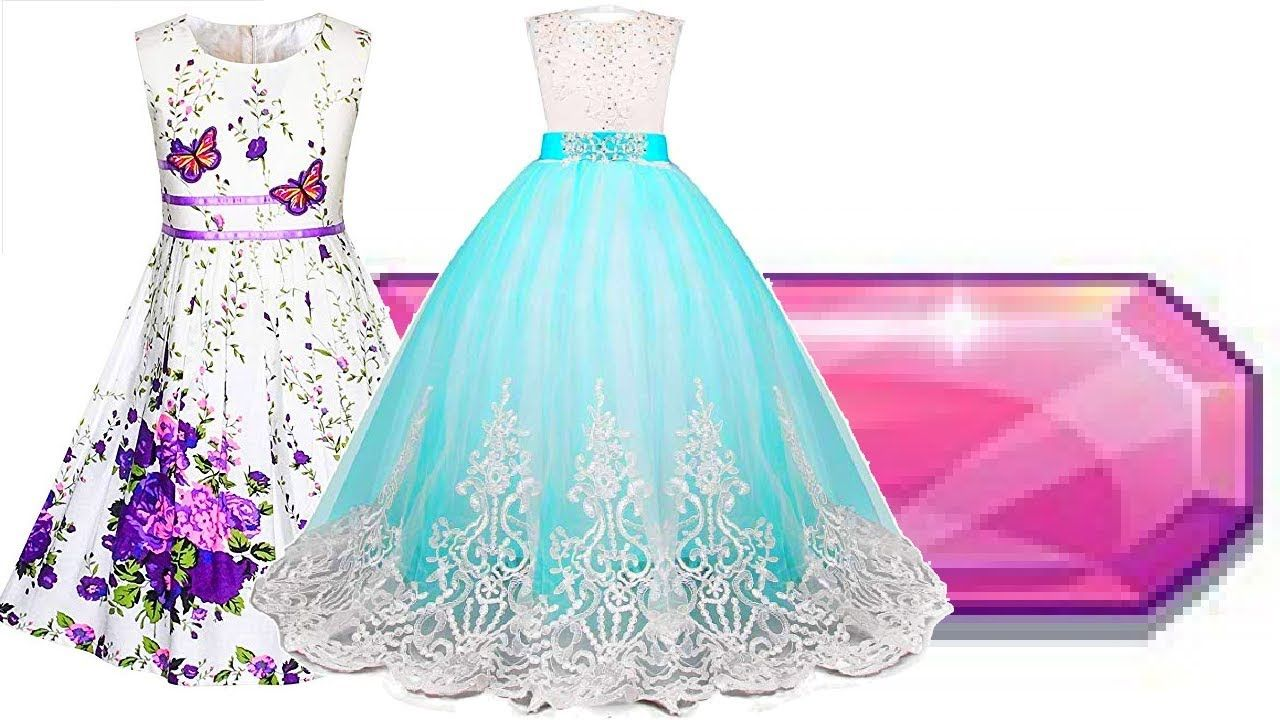 16 party dresses for girls kids fashion 16 gown dress picture