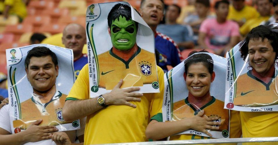 Torcida Brasileira - UOL Copa do Mundo 2014