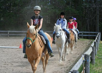 Plan Ahead Have a goal for each lesson. Do you want your student to gain more control of his horse's body?  Do you want your budding jumper to learn about bending lines? Develop a lesson plan that ...