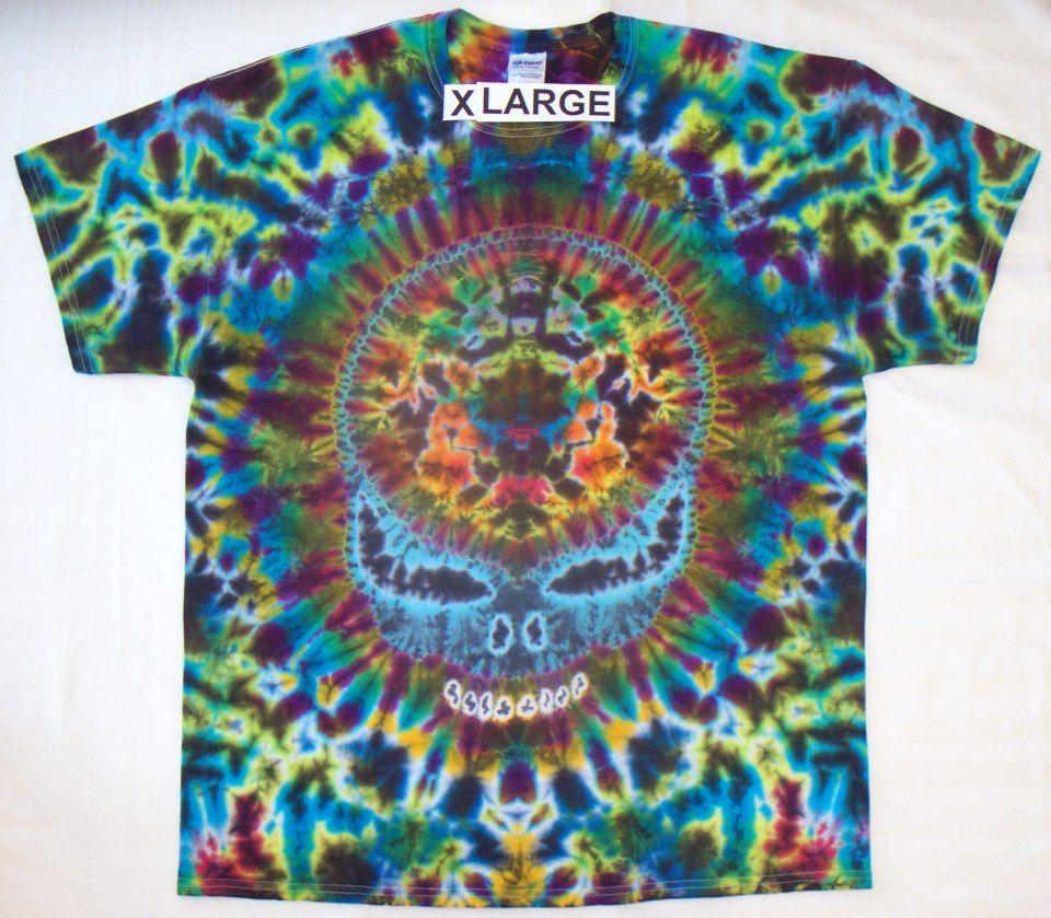 trippy stealie tie dye shirt amazing http www mnotez