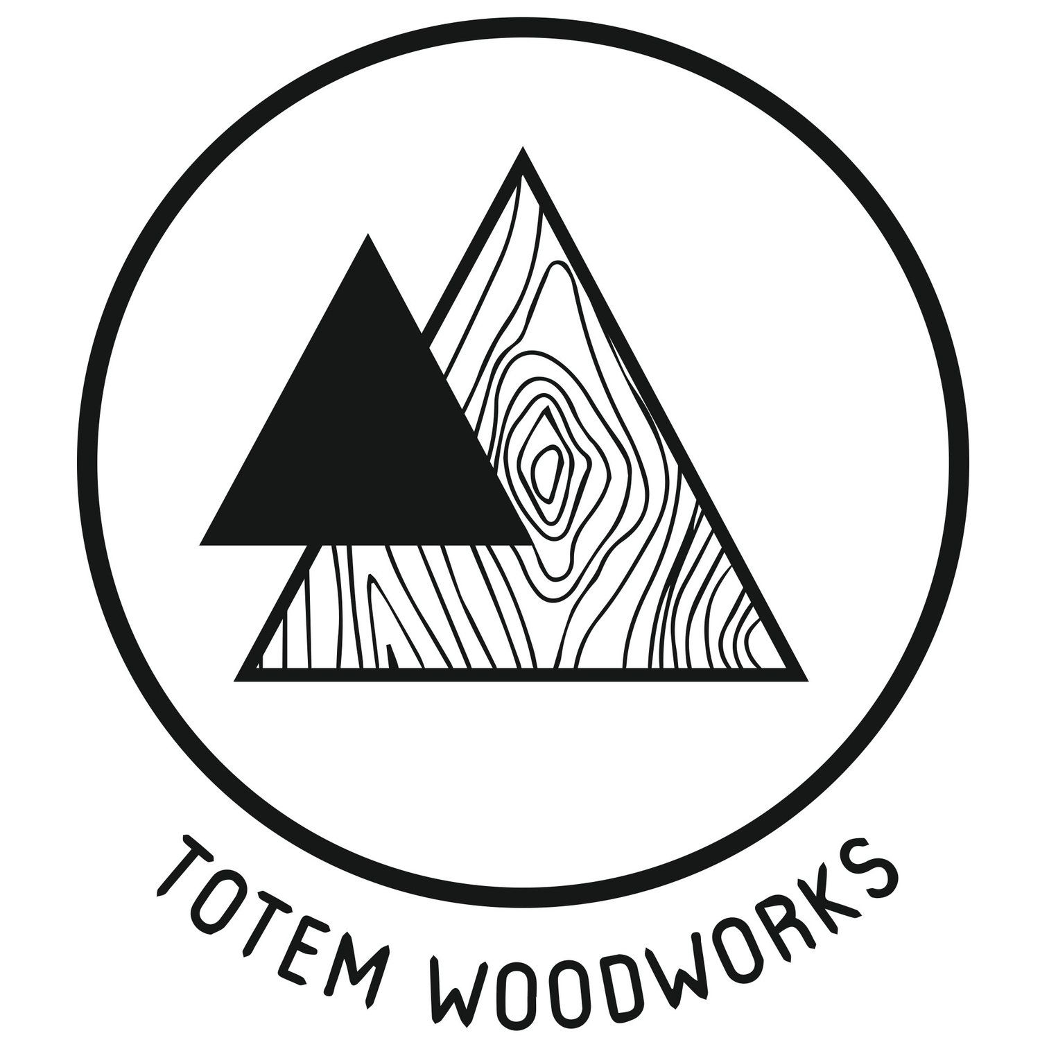Woodworking, Custom Woodworking, Totem