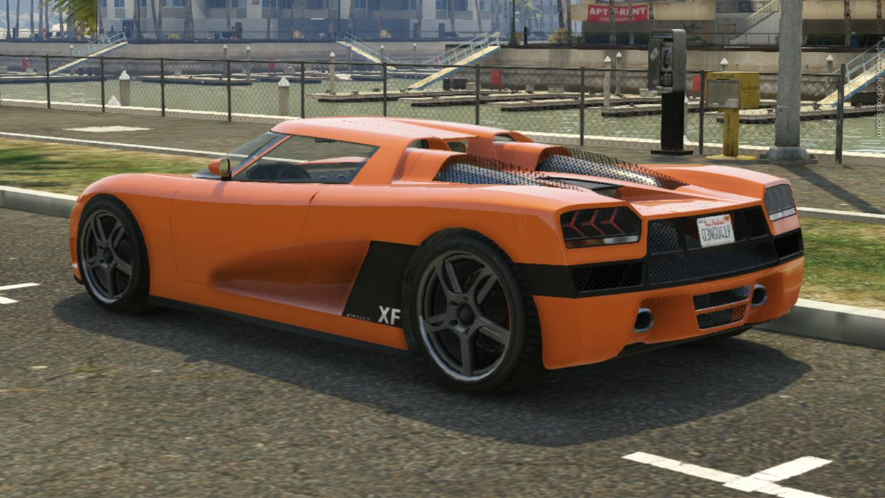 Gta V Super Car Entity Xf He Entity Xf I Would Say Is A Very Good Overall Car However The Main Point I Would Emphasize Is Keeping Yo Super Cars
