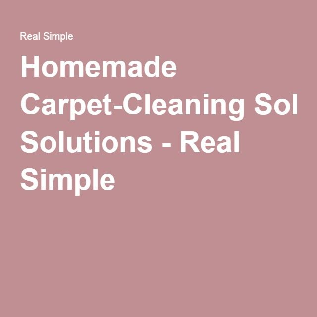 Homemade carpet cleaning solutions cleaning solutions homemade carpet cleaning solutions solutioingenieria Images