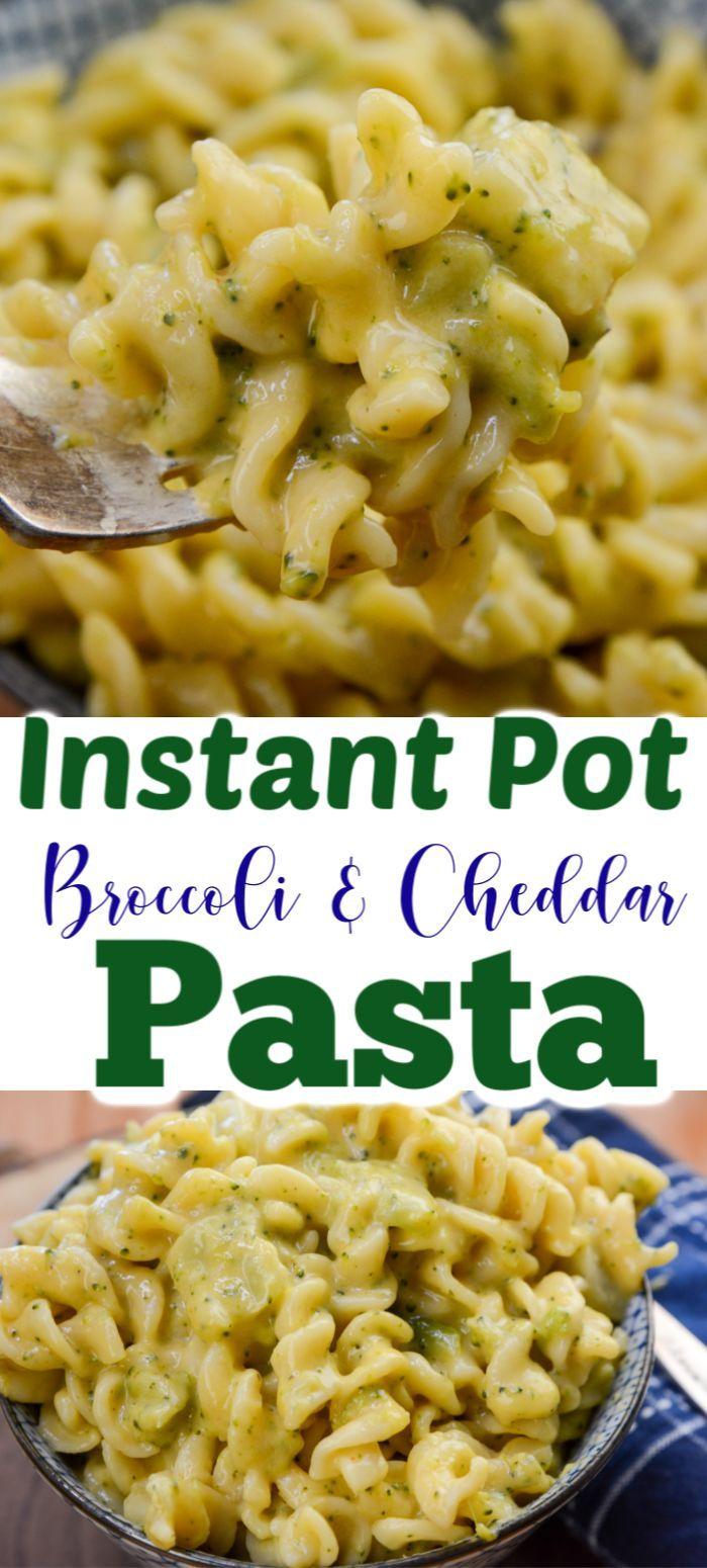 Instant Pot Broccoli #instantpotrecipes