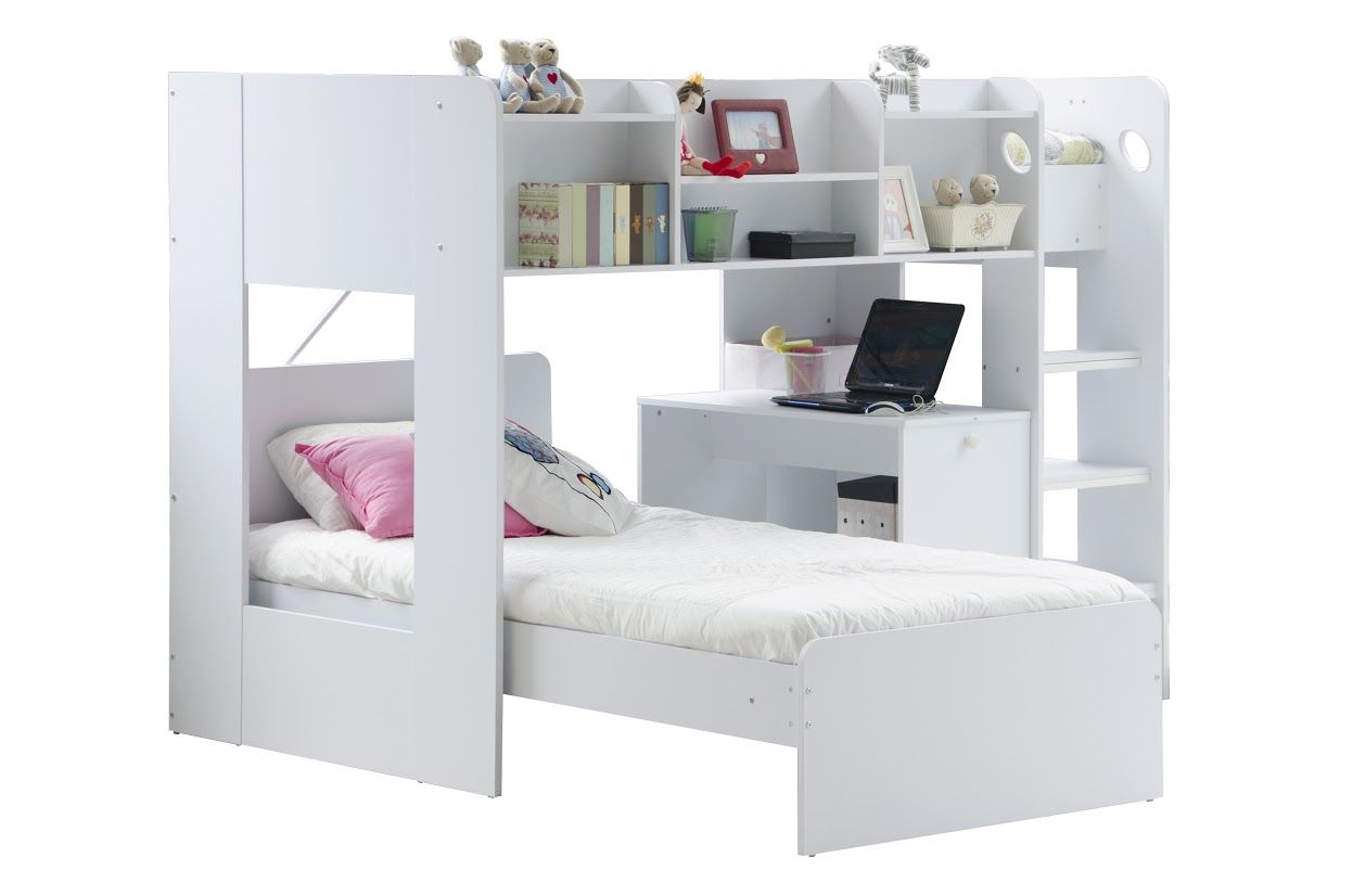 Double loft bed ideas   Interesting L Shaped Bunk Beds Design Ideas Youull Love  Bunk