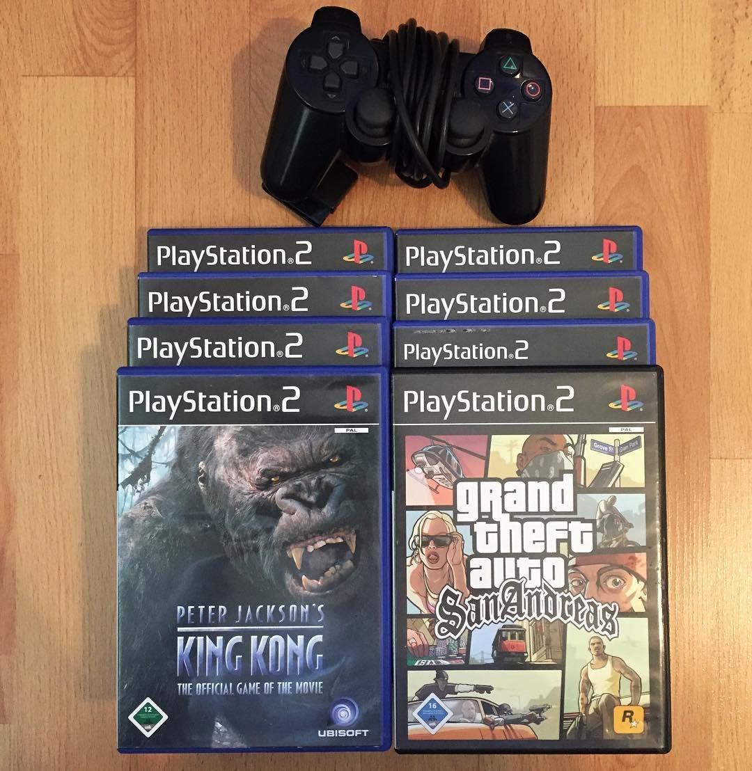 Whats your favorite PS2 game of all time? 🎮⌚️. . . . .