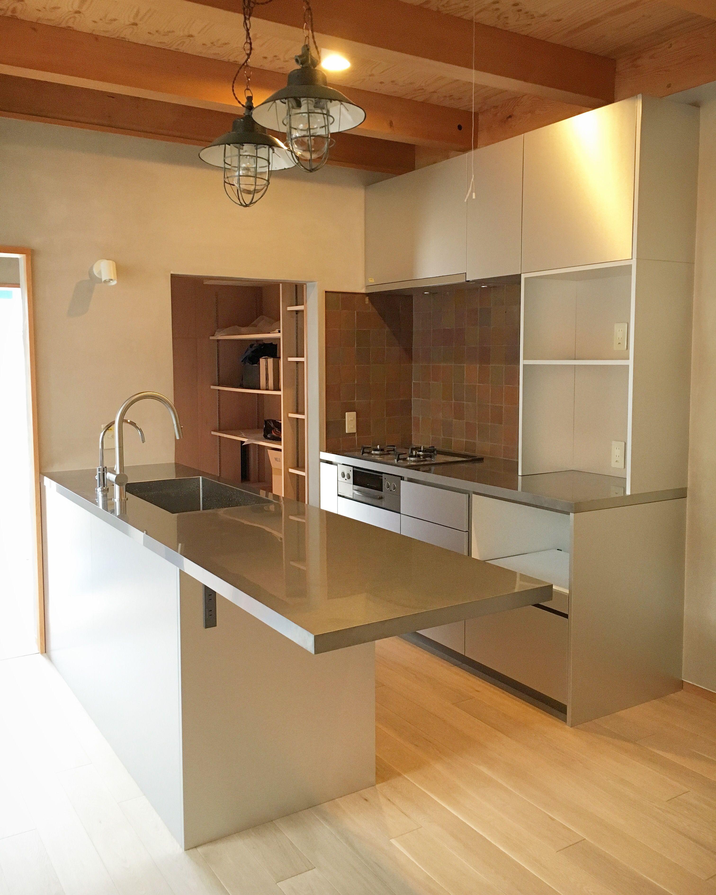 施工事例 キッチン オーダーキッチン Kitchen 型キッチン
