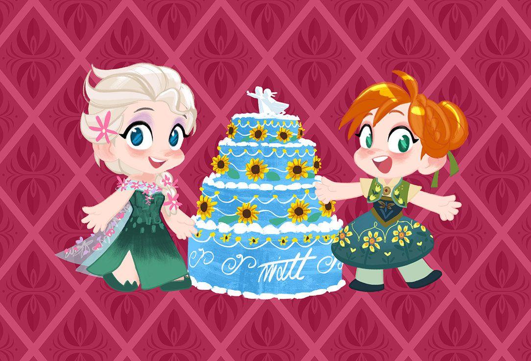 Happy Birthday Anna! by miacat7 on DeviantArt