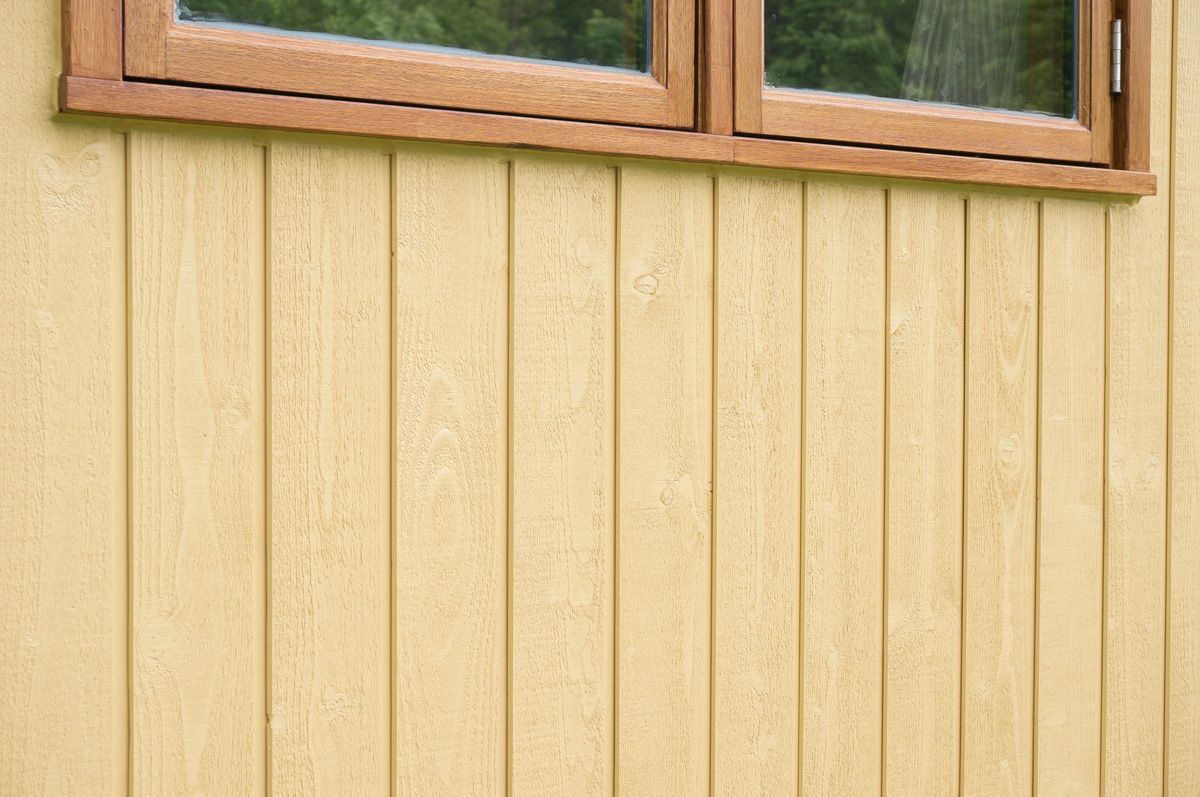 Handcrafted From Solid Wood Exterior Wood Siding Panels Outdoor Plywood Plywood Siding
