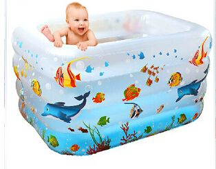 Aliexpress.com : Buy 2014 new designe Plastic baby bathtub/bathtub ...