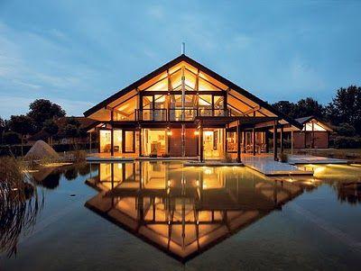 Modernes Fachwerkhaus traumhäuser luxus immobilien modernes fachwerkhaus als traumhaus