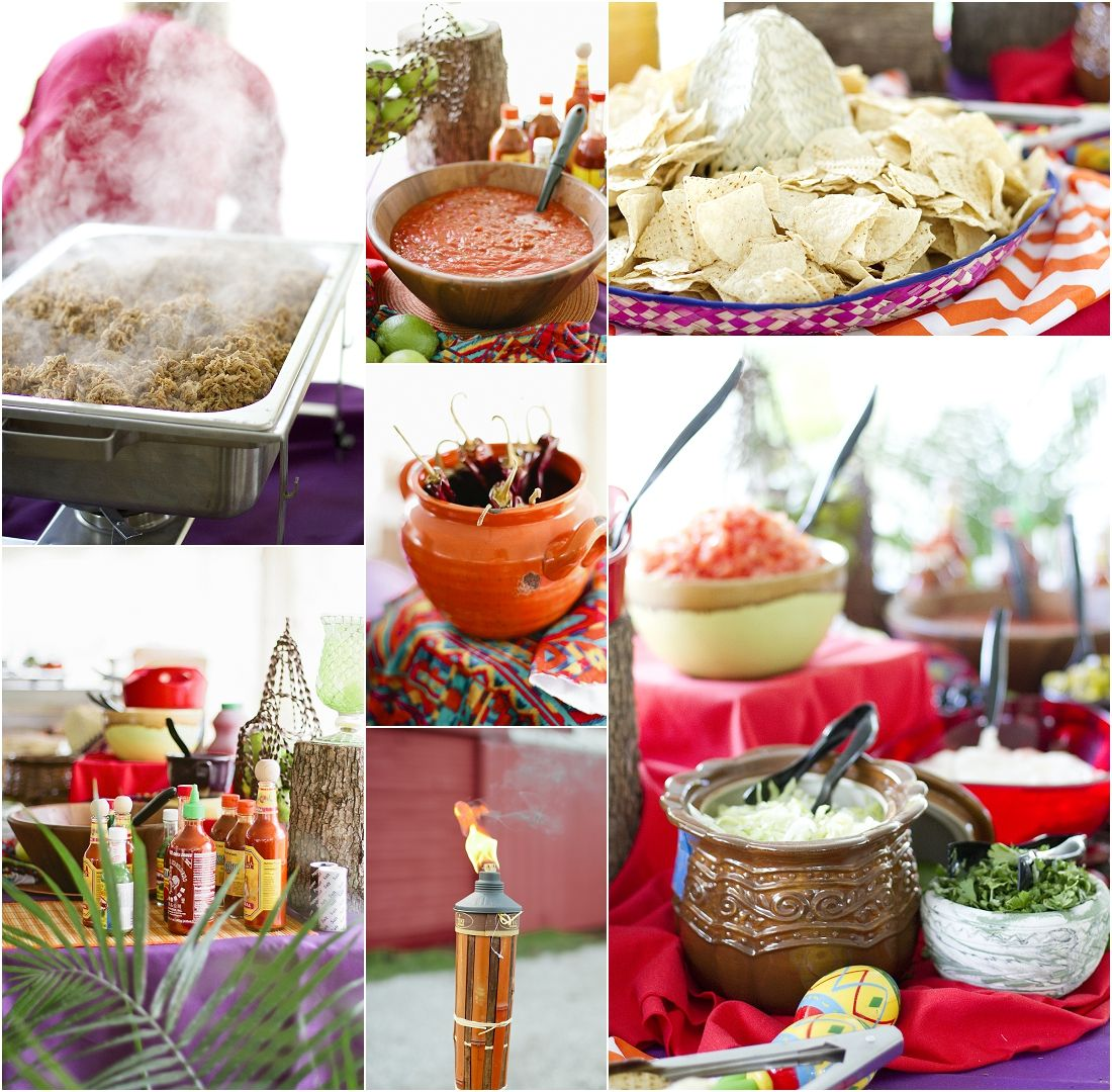 Fiesta Theme Party, Fiesta Wedding, Fiesta