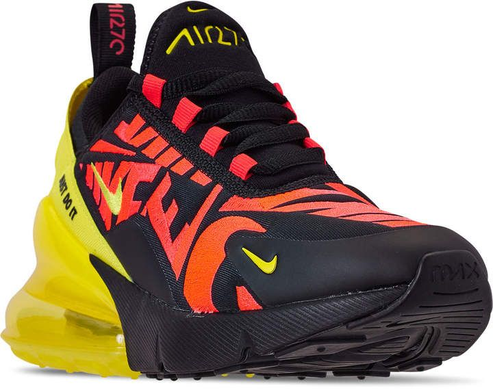 Little Kids' Nike Air Max 270 Casual Shoes| JD Sports