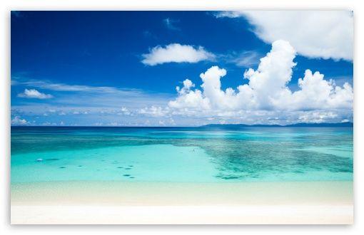Tropical Beach Hd Desktop Wallpaper Widescreen High Definition Fullscreen Mobile In 2020 Beach Wallpaper Nature Beach Tropical Beach