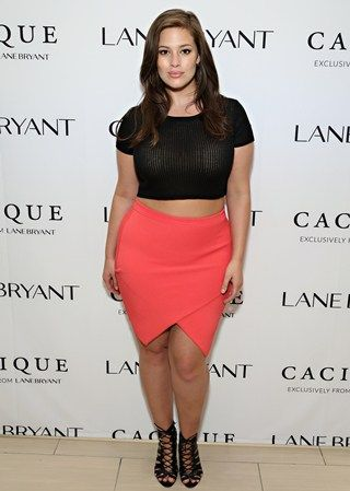 04f1bb5d1de86 Ashley Graham Body Measurements Body Figure Shape