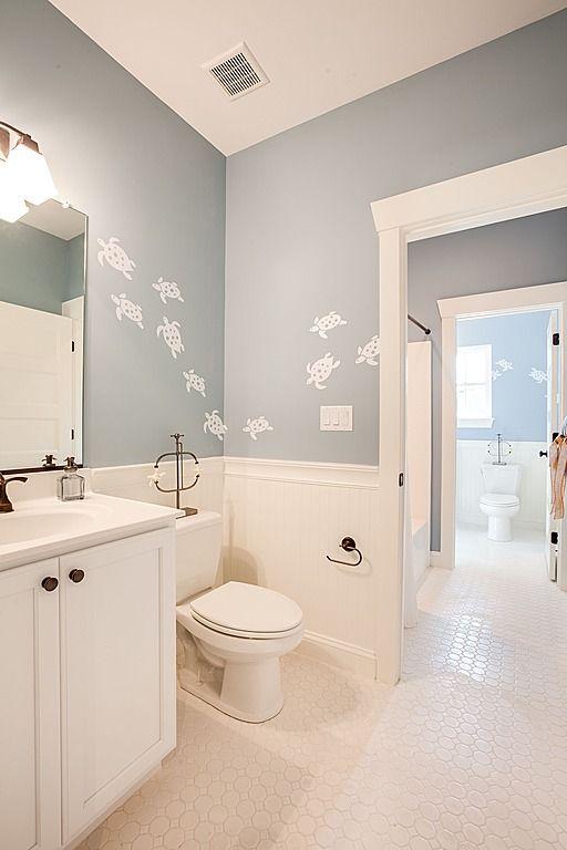 Turtles Kids Bathroom Paint Kid Bathroom Decor Bathroom Themes