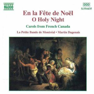 This is a gorgeous collection with a beautiful sound.  I noticed recently that I didn't really have any French Christmas recordings.  This includes many choral pieces that will be familiar in English, too, but a lot of French language and music, from Quebec.  En la Fete de Noel - O Holy Night