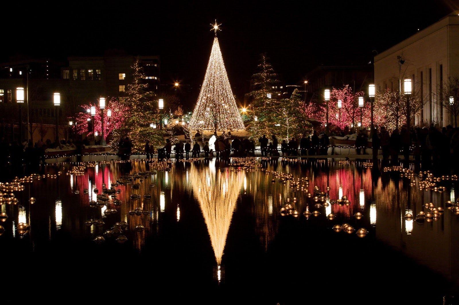 Temple Square Salt Lake City Christmas Lights.01 Temple Square Salt Lake City Travel Best Christmas