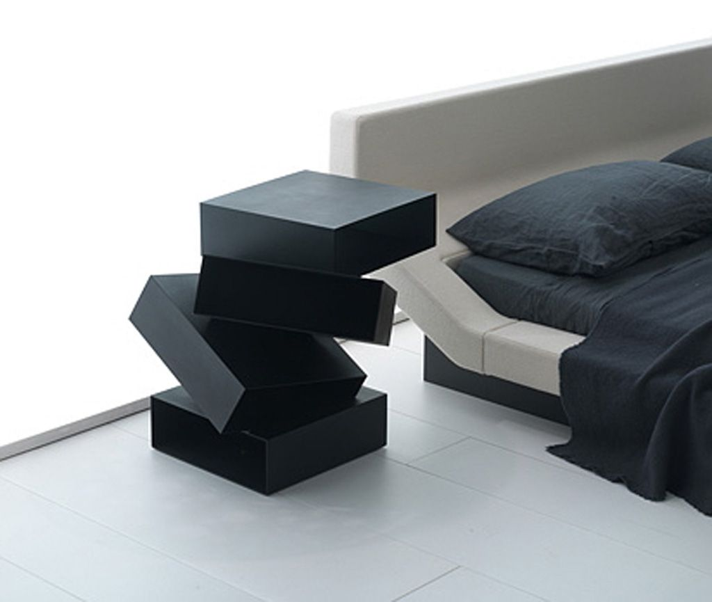 Irregular Stacked Square Block porro | ::Space:: Bedroom ...