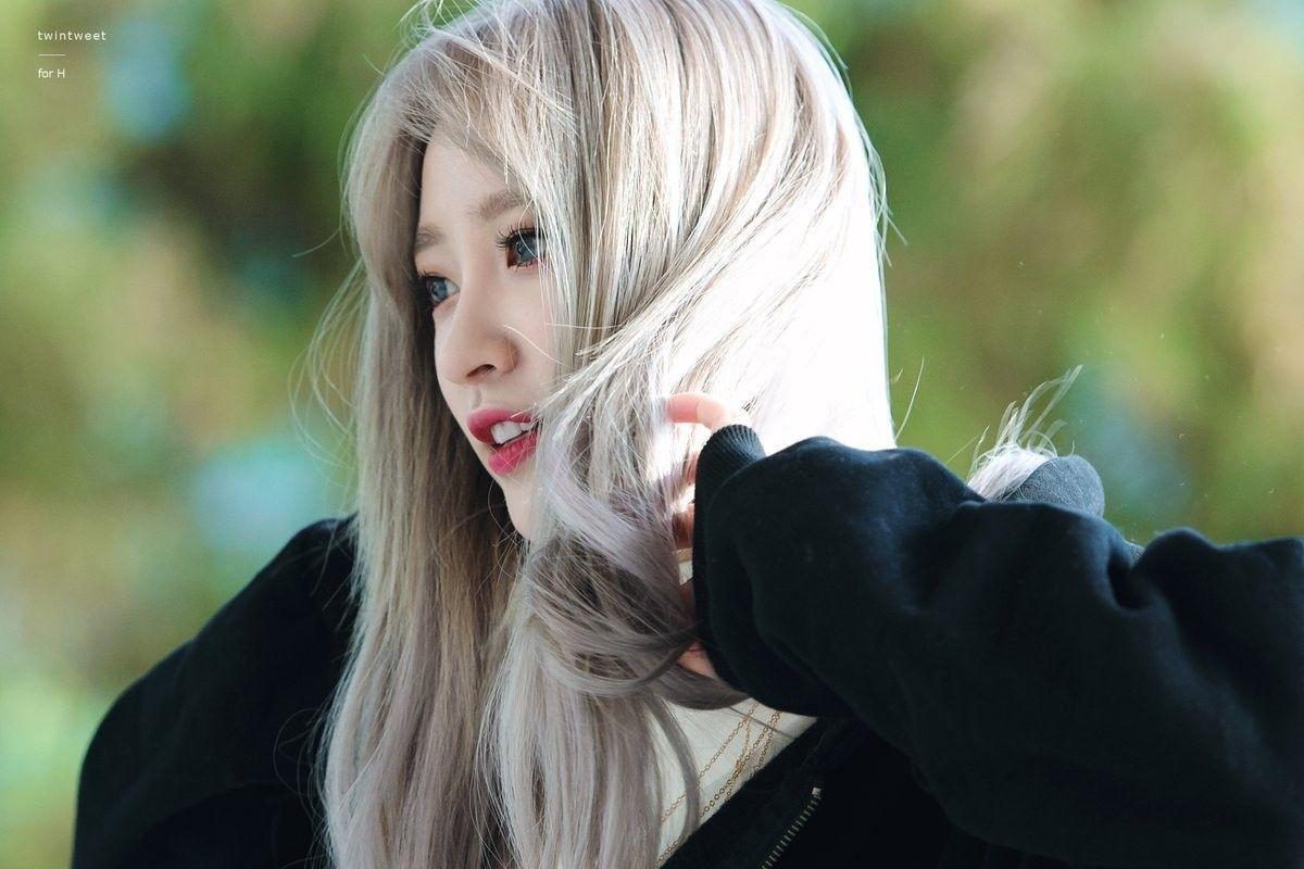 EXID Ahn Heeyeon Hani 안희연