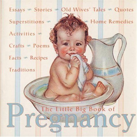 The Little Big Book of Pregnancy (Little Big Book (New York, N.Y.), 12.) (Little Big Books (Welcome)) by Katrina Fried, http://www.amazon.com/dp/094180772X/ref=cm_sw_r_pi_dp_iYuOpb1MNE5VN