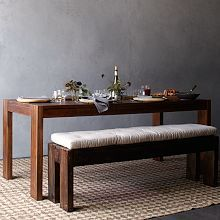 Emmerson® Reclaimed Wood Dining Table - Reclaimed Pine images