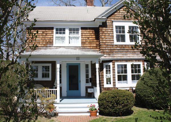 Shingle House Shingle Exterior House Exterior