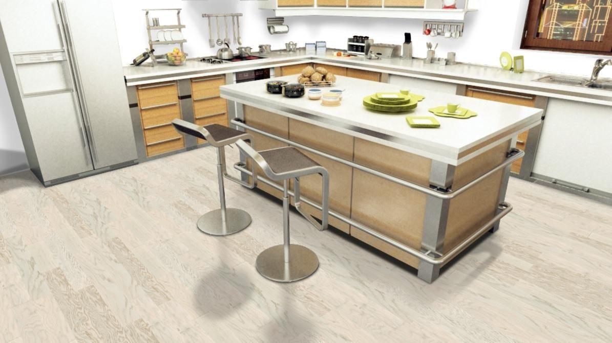 Reviews of engineered wood floors - Mohawk Oak Outer Banks Engineered Hardwood Flooring