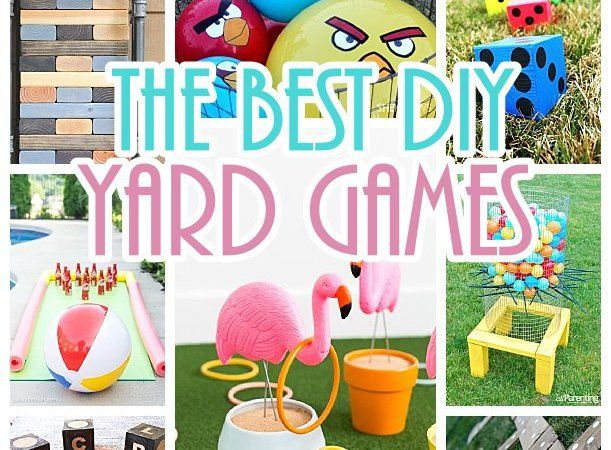 Do it yourself outdoor party games the best backyard entertainment do it yourself outdoor party games the best backyard entertainment diy projects solutioingenieria Images