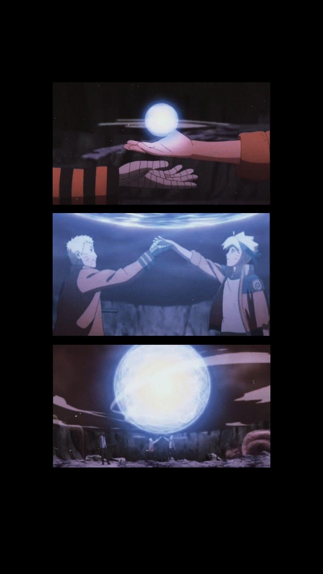 Oodama Rasengan Naruto E Boruto Wallpaper
